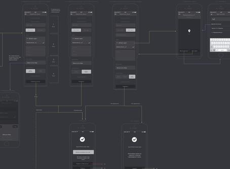 Прототип для создания мобильного приложения