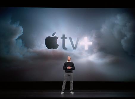 Apple Card, Arcade, tv+, News+ новости с полей