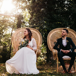 Mariage laïque à L'Ermitage du Rebberg
