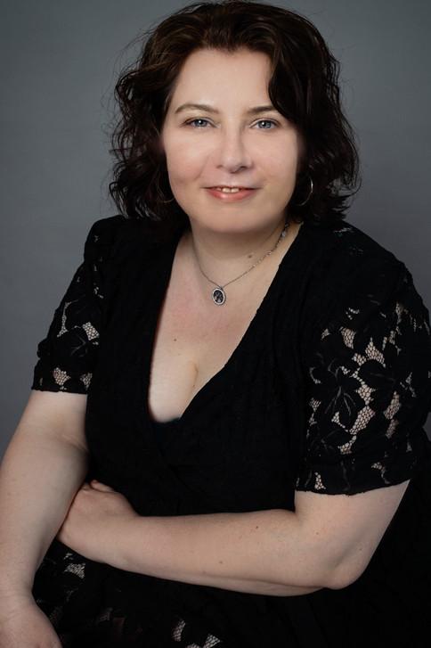 Portrait femme entrepreneure Haguenau