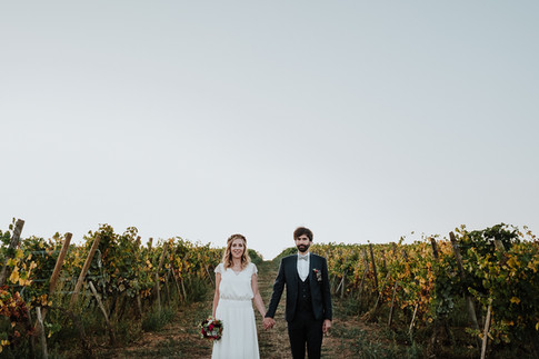 Mariage Domaine bollenberg