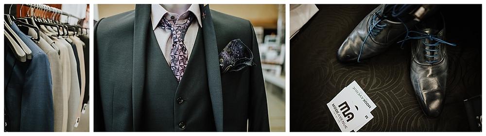 Costume de mariage Mode Avenue