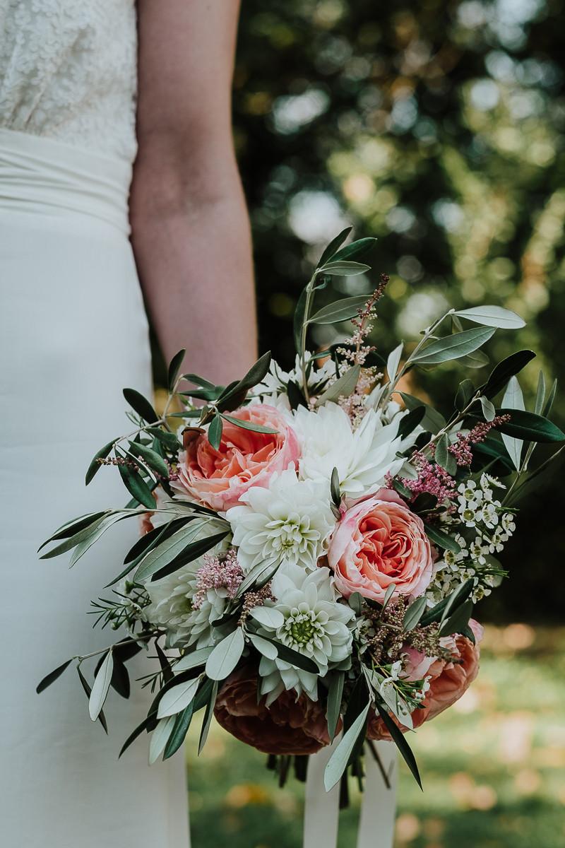 Bouquet mariée Pour le Meilleur à Strasbourg