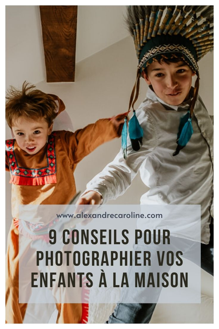 conseils photo enfants