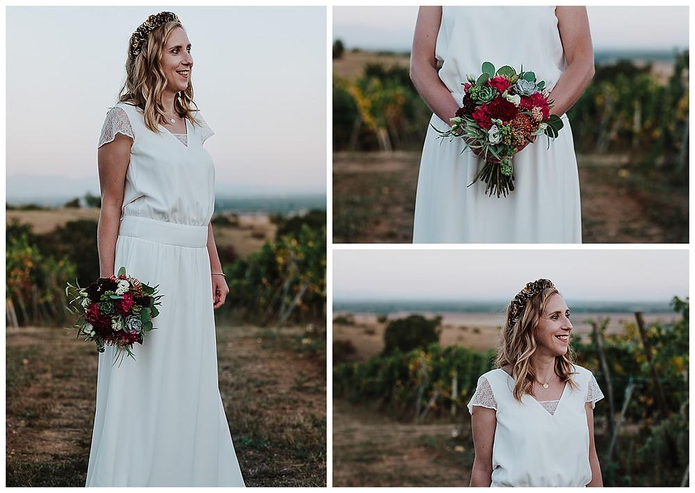 photographe mariage 68 - mariée