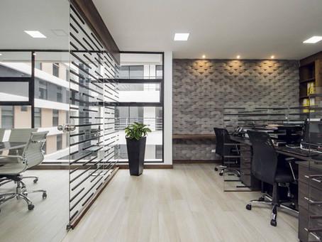 Oficinas con estilo