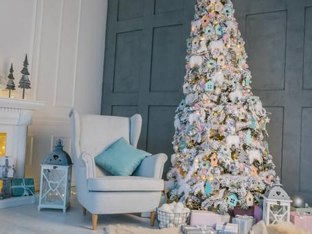 ¡4 tendencias y colores para decorar tu hogar en navidad!