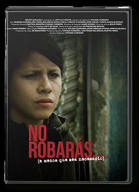 Viviana Cordero - No Robarás... (a menos que sea necesario)