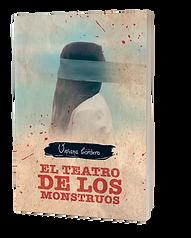 Viviana Cordero - El Teatro de los Monstruos