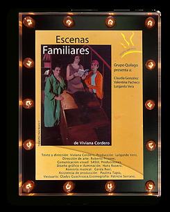 Viviana Cordero - Escenas Familiares