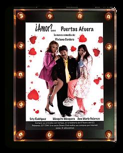 Viviana Cordero - ¿Amor?... Puertas Afuera
