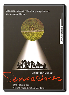 Película Sensaciones de Viviana Cordero