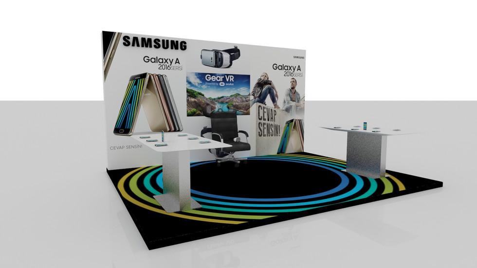Samsung mini stand