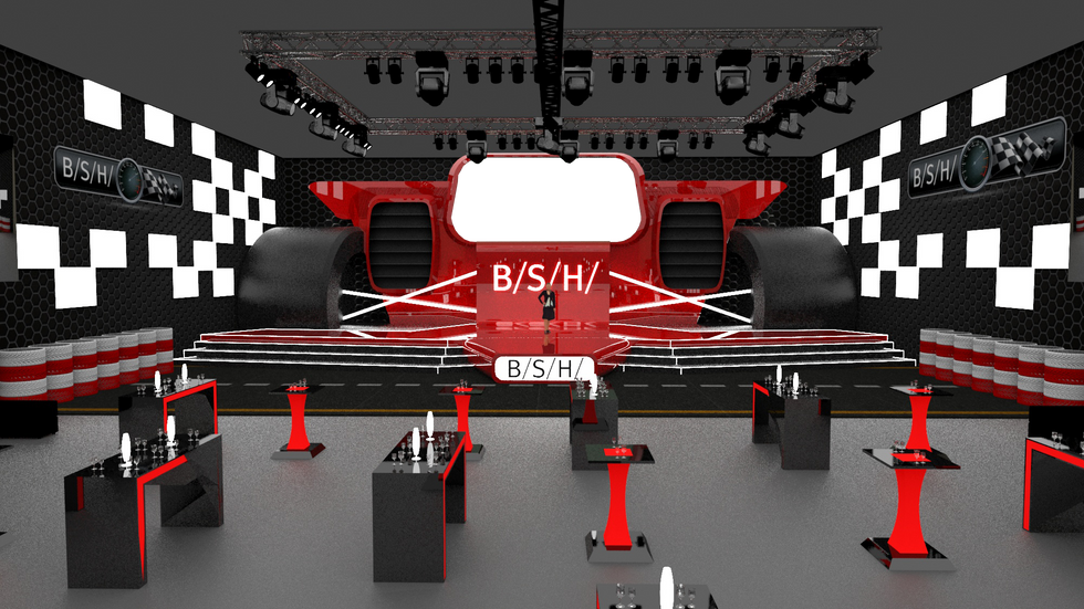 BSH Pitstop Stage