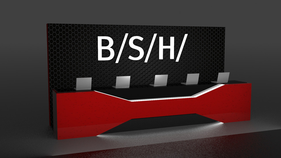 BSH Pitstop Welcome Desk
