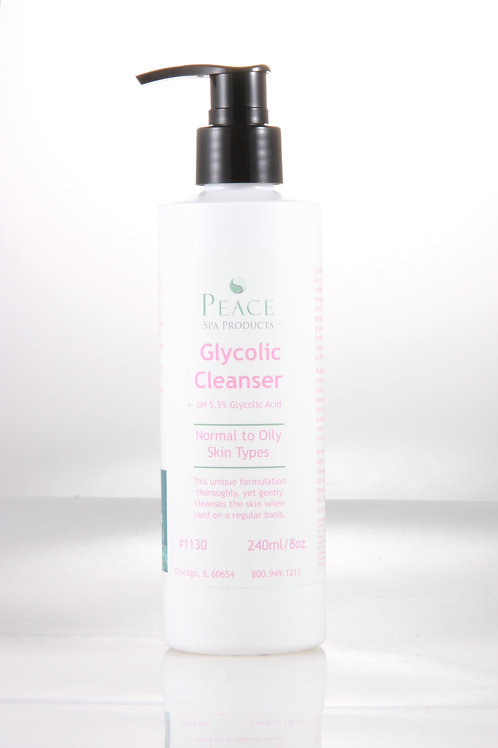 #1130  Glycolic Cleanser BB 8oz - Whlse