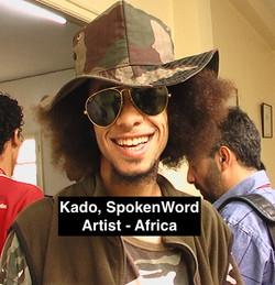Spoken Word Artists Kado in Africa Jeannette Kravitz, Photog 308 copy