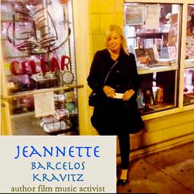 Jeannette Barcelos Kravitz Executive Director