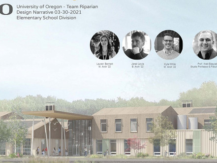Friends in Oregon Winners of the Two International 2021 Solar Decathlon Design Competitions!