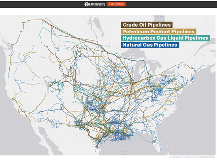 Why Are Fossil Fuel Pipelines Bad for Our Climate and Communities?