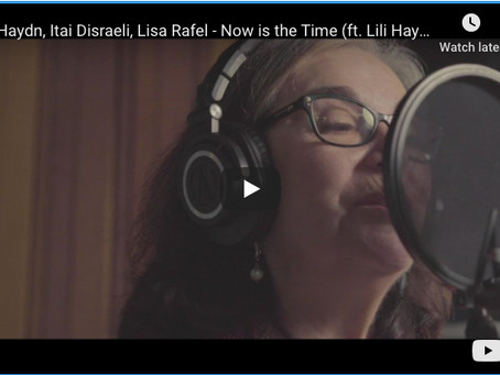 """Now Is The Time"" Video & Music Powerful the Message of Hope & Action!"