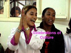 Morocco Celebration of Culture 2 students Jeannette Kravitz, Photog 369