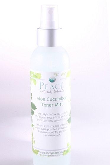 #2010  Aloe Cucumber Toner Mist  4oz