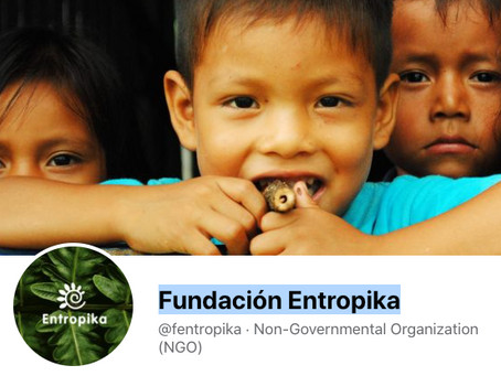 Saving the Amazon Environment Fundacion Entropika