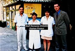 Romanian HIVAids Orphanage Hospital