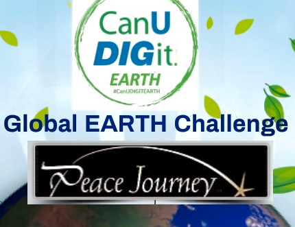 2021 ANNOUNCING OUR YEAR LONG www.CanUDIGit.EARTH  CHALLENGE FOR SOIL REGENERATION & FOOD SECURITY.