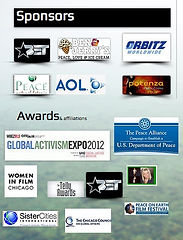 Peace Journey Sponsors Awards Affiliates
