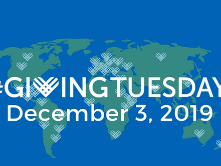 Giving Tuesday Leads PeaceJourney to Giving Monthly Campaign