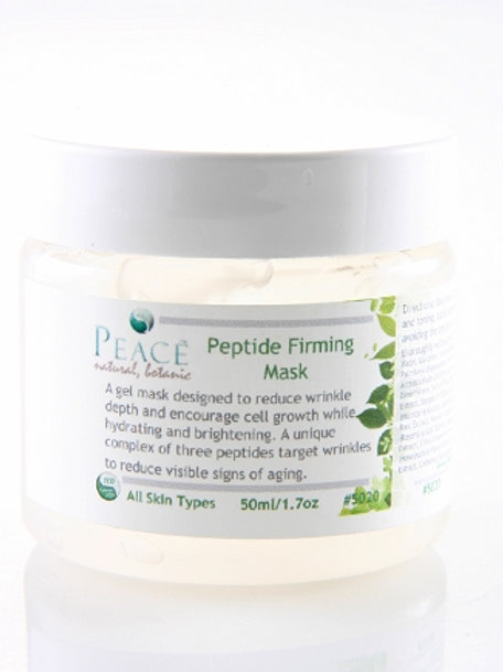 #5020  Peptide Firming Mask Retail 2oz- Whlse