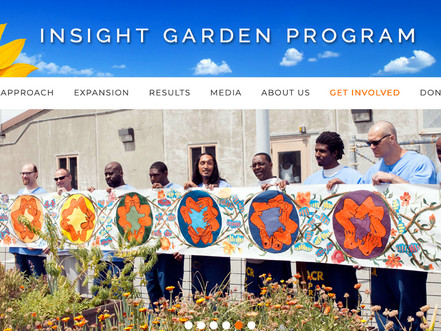 PRISON GARDENS CREATING A HUGE TRANSFORMATIONAL EXPERIENCE FOR INMATES