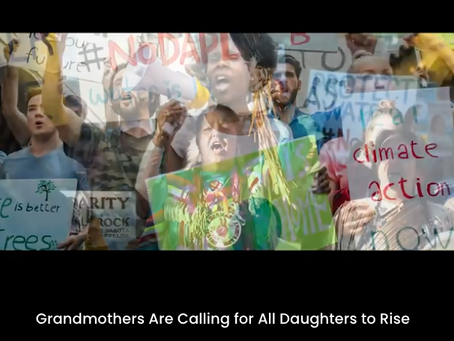 Grandmothers Are Calling for All Daughters to RISE