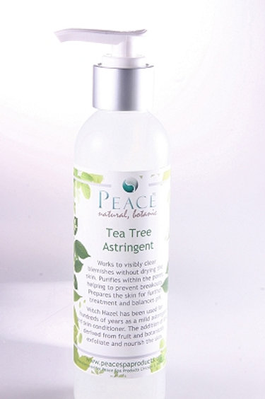 #2040  Tea Tree AstringentTONER Retail 4oz - Whlse
