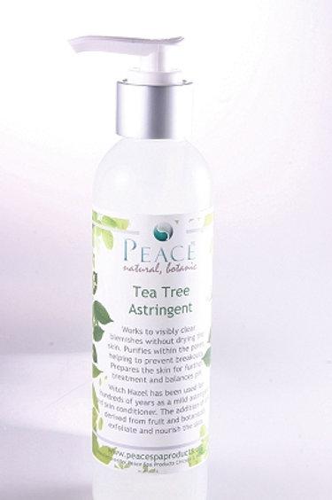 #2040  Tea Tree Astringent Toner  4oz
