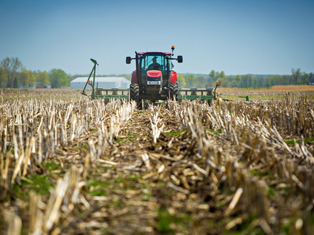 Carbon Markets Stand to Reward 'No-Till' Farmers. But Most Are Still Tilling the Soil.