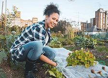 Girl Planting PeaceJourneycom.jpg