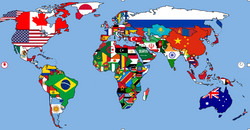 Continents of the World
