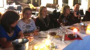Wine Tasting in Advent