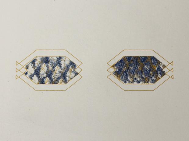 Silk Print & Linocut Print