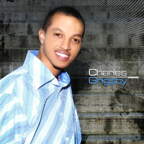 Charles Grigsby (EP) - CD Jewel Case