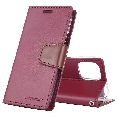 iPhone 11 Sonata Diary Case Mercury Goospery