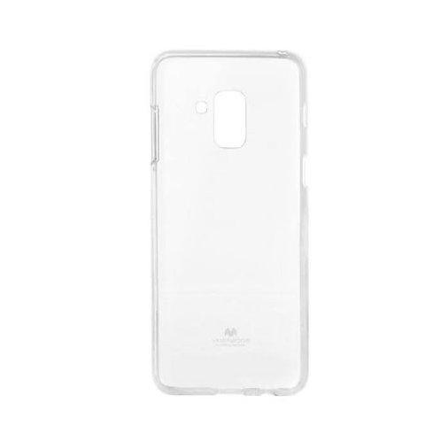 Samsung Galaxy S9 Plus Clear Jelly Case Mercury Goospery