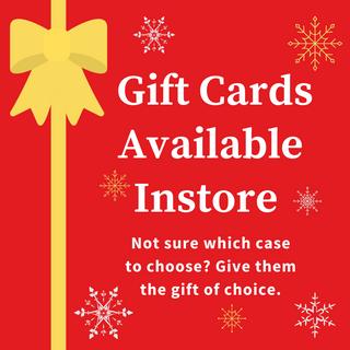 Christmas Gift Cards xmas pressie presne