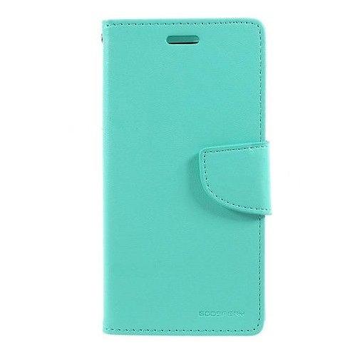 Samsung Galaxy S7 Edge Bravo Diary Case Mercury Goospery