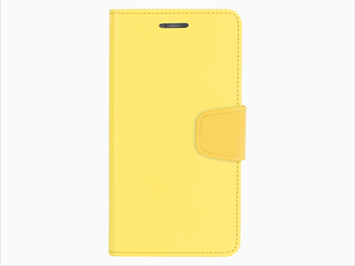 Samsung Galaxy S9 Plus Sonata Diary Case Mercury Goospery