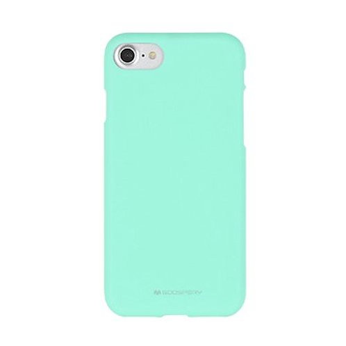 iPhone 7 / 8 Soft Feeling Jelly Case Mercury Goospery
