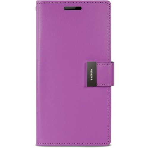Samsung S9 Plus Rich Diary Case Mercury Goospery